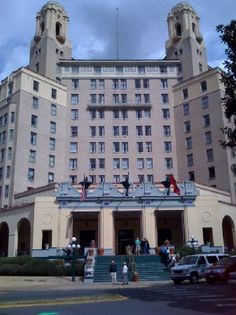Hot Springs, AR is worth a visit! We love the Arlington Hotel and all of the bath houses. Visiting the lake and the old downtown area are also favorites.
