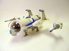 pegasus-1 #flickr #LEGO #space #MOC