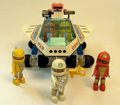 Playmobil Space 1960s Toys, Retro Toys, Vintage Toys, 1980s, Childhood Toys, Childhood Memories, Playmobil Toys, Nostalgia, Gi Joe