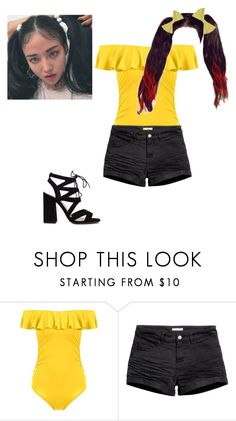 """""""Sayo- This Free Spirit(solo scene)"""" by animekitten101 ❤ liked on Polyvore featuring beauty"""