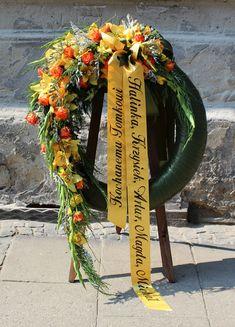 Funeral Floral Arrangements, Flower Arrangements, Memorial Flowers, Funeral Flowers, Flower Designs, Wreaths, Table Decorations, Fall, Prints