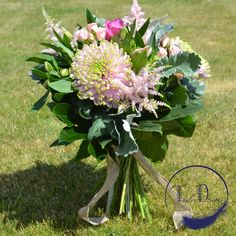 The dream catcher: stunning bouquet available to buy through our website Fresh Flowers, Silk Flowers, Wedding Book, Our Wedding, Flower Wall Design, Anniversary Flowers, Sympathy Flowers, Event Company, Silk Flower Arrangements
