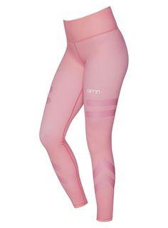 Dusty Pink Tribe High Waist Tights – aim´n