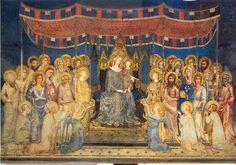 Maestà, 1315 - Simone Martini