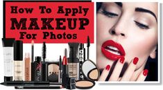 Learning how to apply makeup for photos just got easier with this tutorial. These tips teach you how to do makeup for photos to make you look flawless. How To Do Makeup, Diy Makeup, Makeup Tips, Beauty Makeup, Makeup Ideas, Beauty Tips And Secrets, Beauty Hacks, Beauty Ideas, Summer Maternity Photos