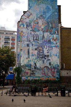 Tottenham Court Road, London
