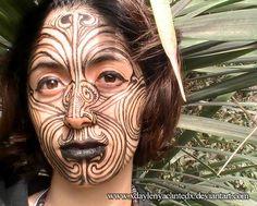 ta moko    Maori-Ta Moko tribute3 by XDAylenYacanteDX on deviantART