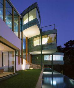 Modern Architecture House in Zapallar in Chille
