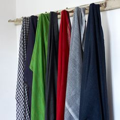 Khadi and Co scarves