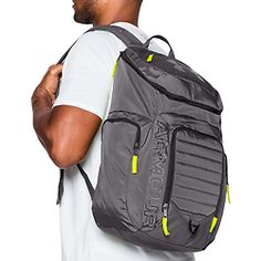 Equipment Bags 50807: Under Armour Storm Undeniable Ii Backpack -> BUY IT NOW ONLY: $49.87 on eBay!