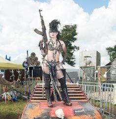 Bilder vom Open Air: Whack in Wacken