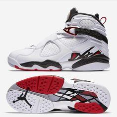 32f446b1bf1fb Air Jordan 8 2017 Alternate Jordans Sneakers