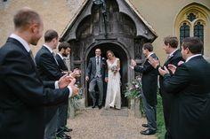 A Downton Abbey, Edwardian Garden Party Inspired Wedding