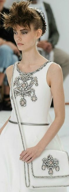 Chanel Fall Couture 2014 | LBV ♥✤