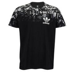 adidas Originals Graphic T-Shirt Men's at Foot Locker - Addidas Shirt - Ideas of Addidas Shirt - adidas Originals Graphic T-Shirt Men's at Foot Locker Black Polo T Shirt, White Shirt Men, Jean Shirt Men, Jean Shirts, Adidas Originals Tshirts, Addidas Shirts, 3d T Shirts, Tee Shirt Designs, Personalized T Shirts