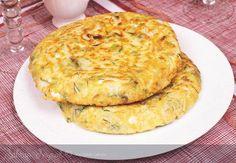 Pırasalı Omlet Tarifi Small Plates, Macaroni And Cheese, Pancakes, Cooking Recipes, Eggs, Breakfast, Ethnic Recipes, Omlet, Foods