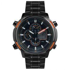 d154e9aca35  ELETROMOB Relógio Masculino Anadigi Orient
