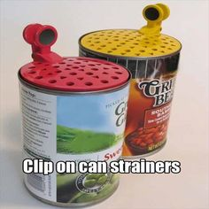 Can stainer