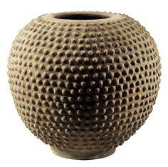 We got some of these in and I fell in love / LOBI TERRACOTTA POT / MIXfurniture.com  https://www.mixfurniture.com/furniture/burkina-faso-lobi-pot-5552?searchterm=lobi%20pot