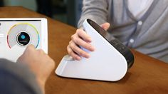 The Pharmanex BioPhotonic Scanner is the world's first measuring tool that gives you a Skin Carotenoid Score (SCS)—immediate evidence of carotenoid antioxidant activity in your body. By placing the palm of your hand in front of the scanner's safe, low-energy blue light, within seconds you will obtain a reading of the carotenoid antioxidant levels in your skin—your Skin Carotenoid Scores (SCS)—which has been scientifically correlated