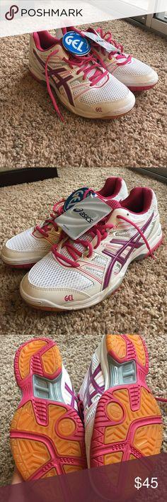 Asics Volleyball Shoes Asics Gel Rocket Volleyball shoes. Size 8.5. Asics Shoes Athletic Shoes