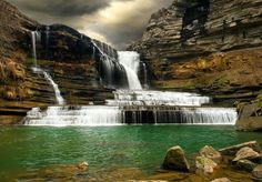 Tennessee's Newest State Park- Cummins Falls