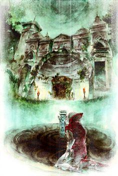 Zelda Skyward Sword Art