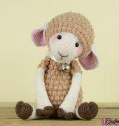 Sheep Mollie - My Krissie Dolls - Kristel Droog - Translated from Dutch to Spanish