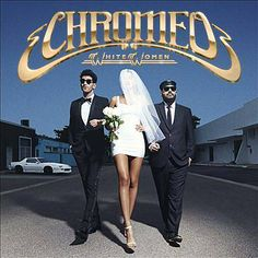 I just used Shazam to discover Play The Fool by Chromeo. http://shz.am/t115572551