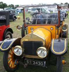 1920 Wolsely Tourer