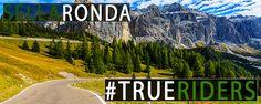 Itinerario in moto sul Sellaronda, alla scoperta dei Quattro Passi