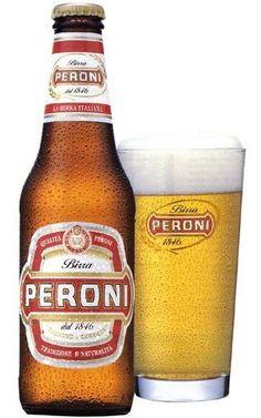 Birra Peroni Industriale SPA. -Birra Peroni  4,7% pullo ITALY