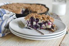 Blueberry Buckle | Go Go Go Gourmet @gogogogourmet