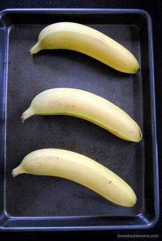 Use Your Oven to Quickly Ripen Bananas | 34 Creative Kitchen Hacks That Every Cook Should Know