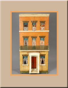 Carmel Doll Shop Silber & Fleming Rowhouse