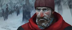 The Long Dark - Story Mode (OFFICIAL Teaser) - Great motion design with very dimensional characters and wonderful atmostpherics. Survival Videos, Survival Prepping, Survival Gear, Survival Skills, The Long Dark, Dark Stories, How To Antique Wood, Pretty Art, Motion Design