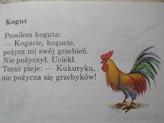 wilddzikowe książki: No to hop! - Sumińska, Mam 6 lat, Litery, W szkole i na wakacjach Cos, Animals, Cuba, Animales, Animaux, Animal, Animais