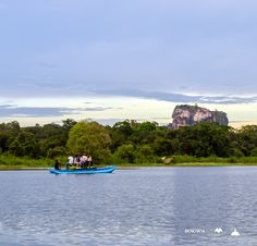 Take a boat ride to see another angle of this iconic rock.  Sir Arthur C. Clark once suggested that Sigiriya should stand alongside the Great Wall of China and the Taj Mahal as the eighth wonder of the world.   #KnowSL #SriLanka #LKA #Sigiriya #VisitSriLanka #TravelSriLanka #UNESCO #Heritage  Photo Credits: Jony PhotoGraphy  Copyright © Crintech Pvt Ltd.