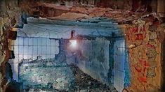 WW2+++DER AUFENTHALT IN DEN GASSCHLEUSEN IST VERBOTEN+++DIE UNTERWELT DE... Lost Places, Austria, Film, Painting, Art, Underworld, Movie, Art Background, Film Stock