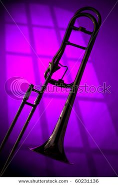 Purple Trombone