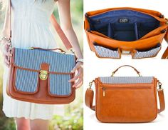 10 Stylish Camera Bags for Women » Expert Photography! I so want this bag someday!