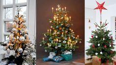 Lav din egen julepynt af stofrester | SØNDAG