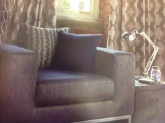 Beautiful Wingback Chair, Armchair, Accent Chairs, Upholstery, Textiles, Furniture, Beautiful, Home Decor, Sofa Chair