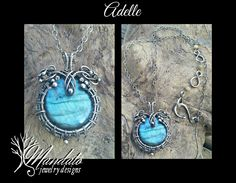 Adelle is new and available at Mandato Jewelry Designs. Find us on Facebook https://www.facebook.com/MandatoJewelryDesigns