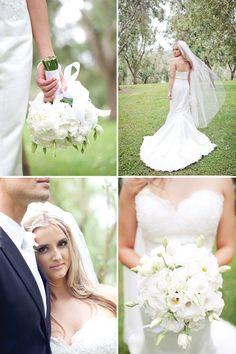Magnolia Rouge: Olive Grove Wedding by Bubblerock Studio