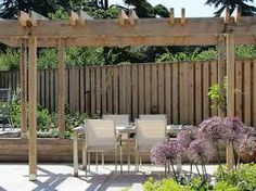 oak pergola - Google Search