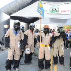 Denver Gorilla Run