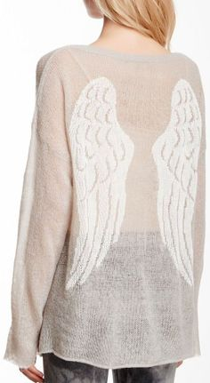 Angel Wings Sweater ღ