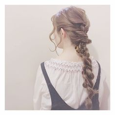 #Japanese Hairstyle #Cute #Hair #sachimayakoyo #Akiwarinda