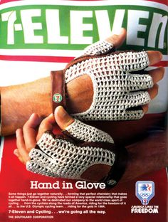 7-ELEVEN Olympic Cycling, Vintage Cycles, Bicycle Race, Pro Cycling, Road Bike, Triathlon, Arm Warmers, 7 Eleven, Bike Stuff